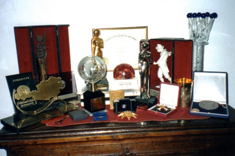 Auszeichnungen in Ehrungen & Auszeichnungen
