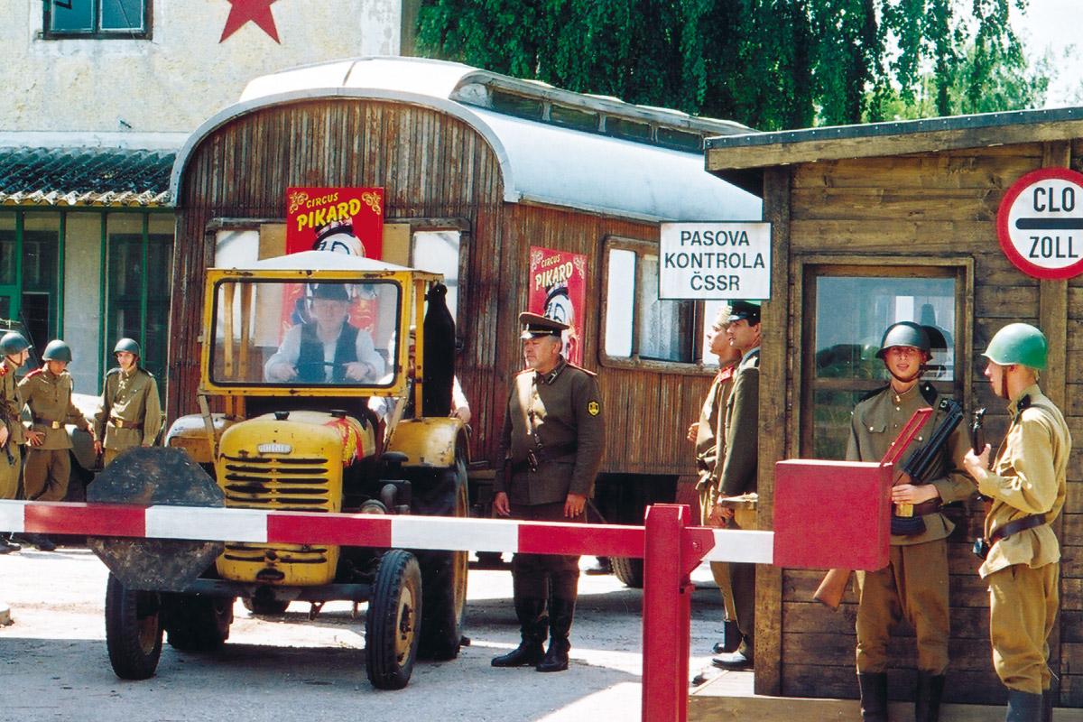 Bockerer IV - Grenzstation zur ČSSR
