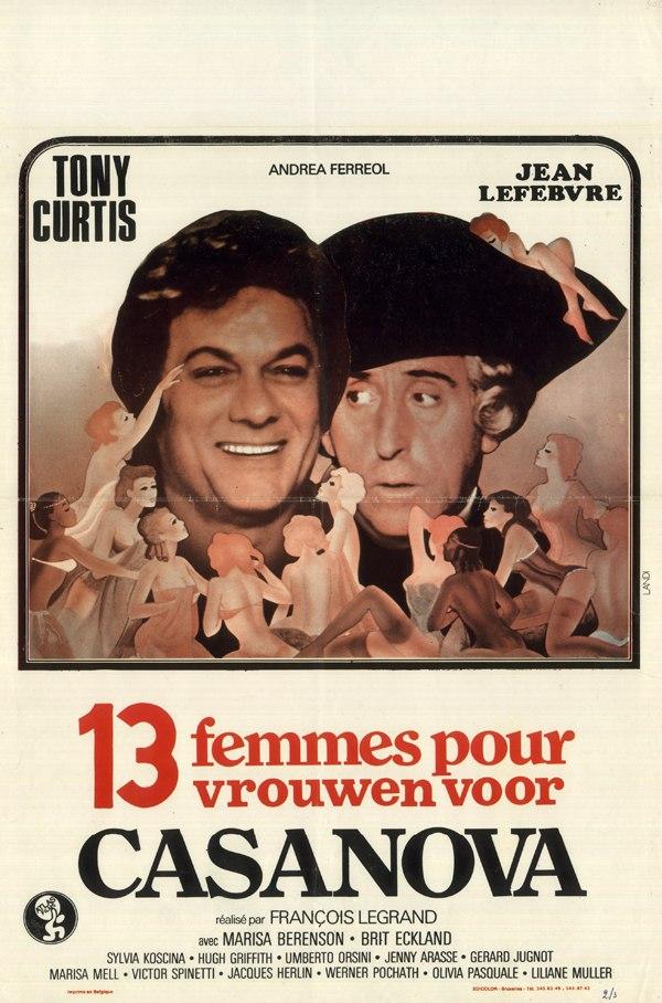 Casanova1 in Filmografie