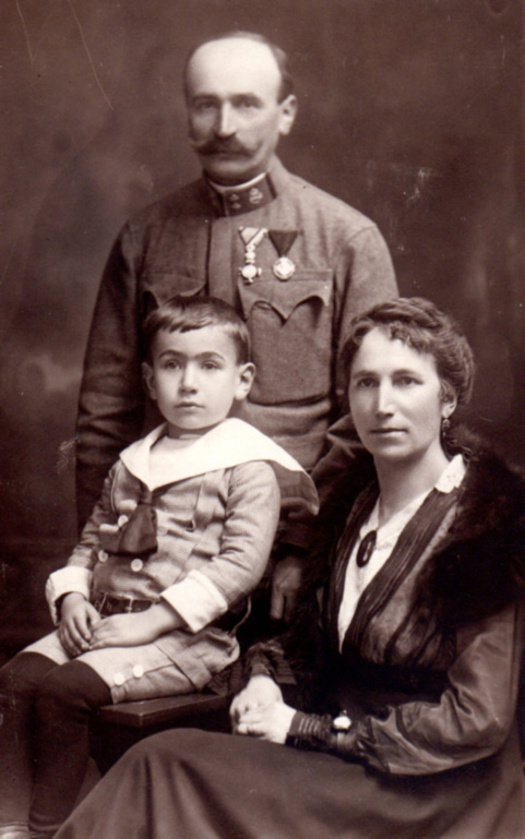 Familie Antel in Autobiografisches