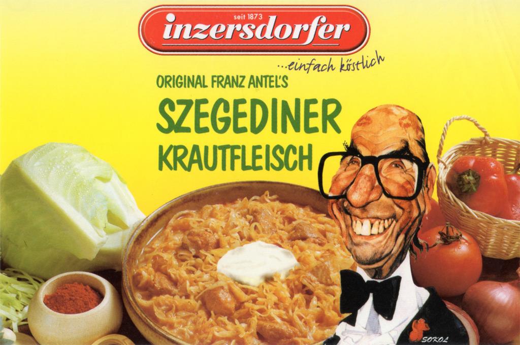 Krautfleisch in Antel-Kulinarium