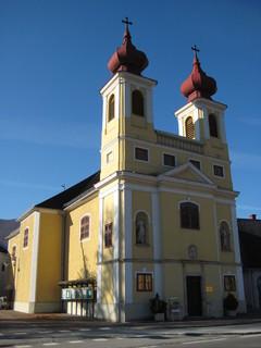 Wallfahrtskirche-thenneberg in Nostalgiefilmabend und Franz Antel Ausstellung am 17.03.2012