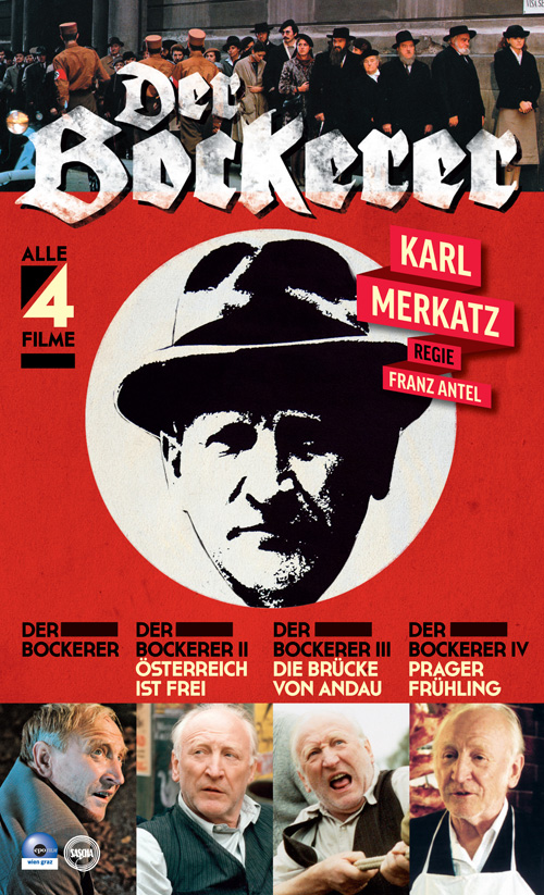 Bockerer-komplettedition in Der Bockerer - Komplettedition neu auf DVD