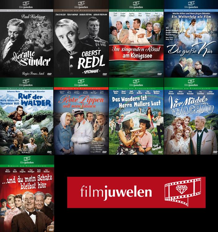 Filmjuwelen in Antel-Kassiker jetzt auf DVD bei filmjuwelen